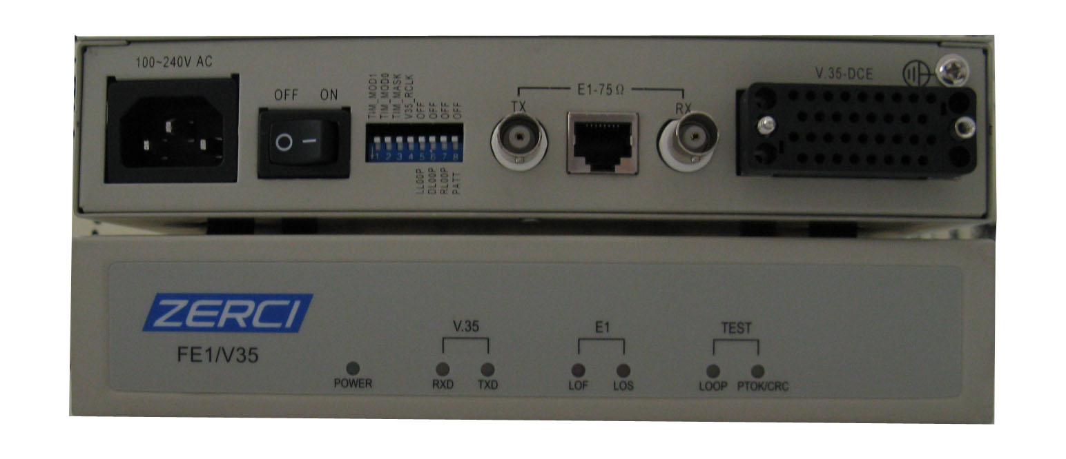 CL-C3100 FE1 to V.35 Interface Converter
